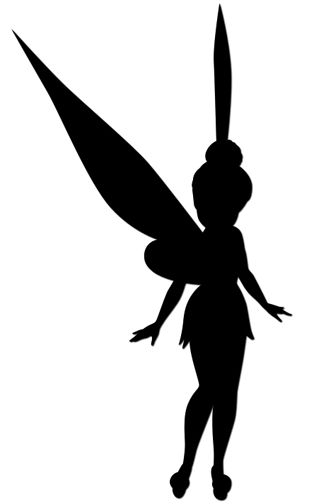 Tinkerbell clipart template. Best images on