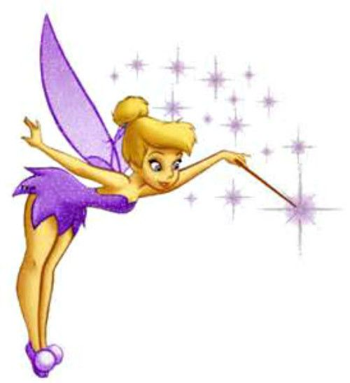 Tinkerbell clipart water. Slide nail decals