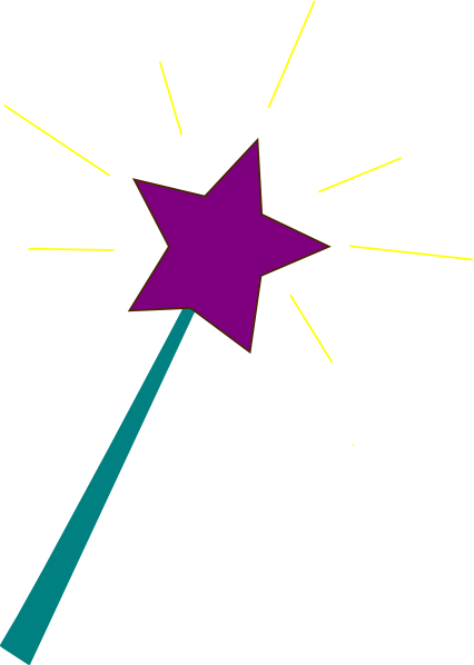 Tinkerbell wand png. With clipart