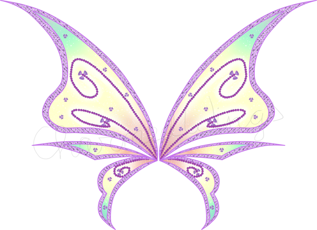 Tinkerbell wings png. Jade believix by charmedwings