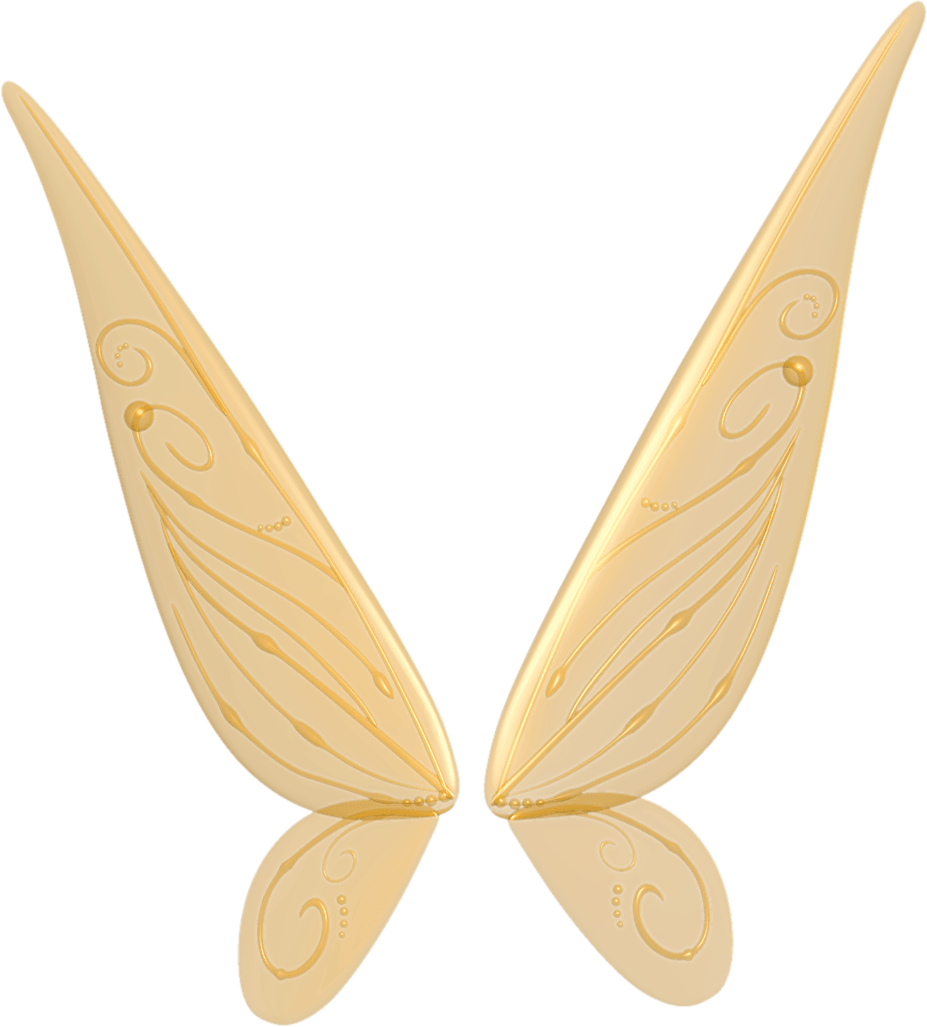 Tinkerbell wings png. Tinker bell transparent stickpng