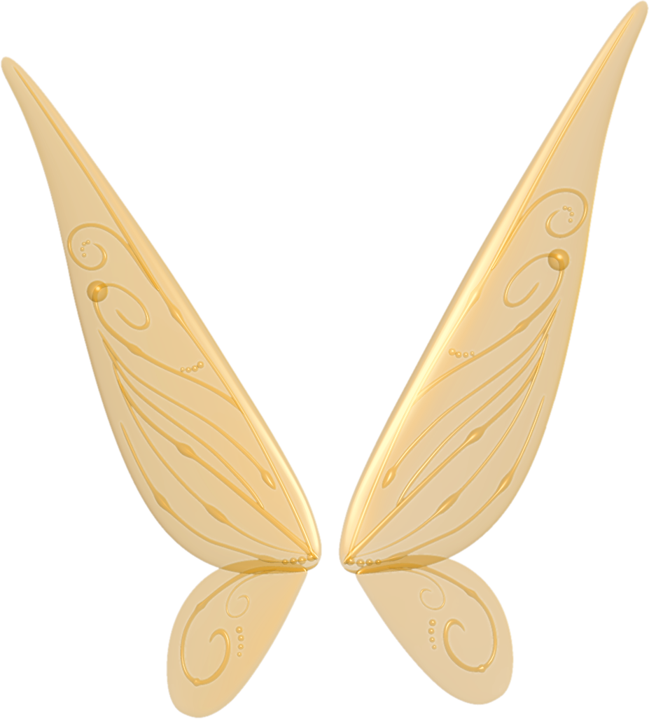 Tinkerbell wings png. Fairy clipart free icons