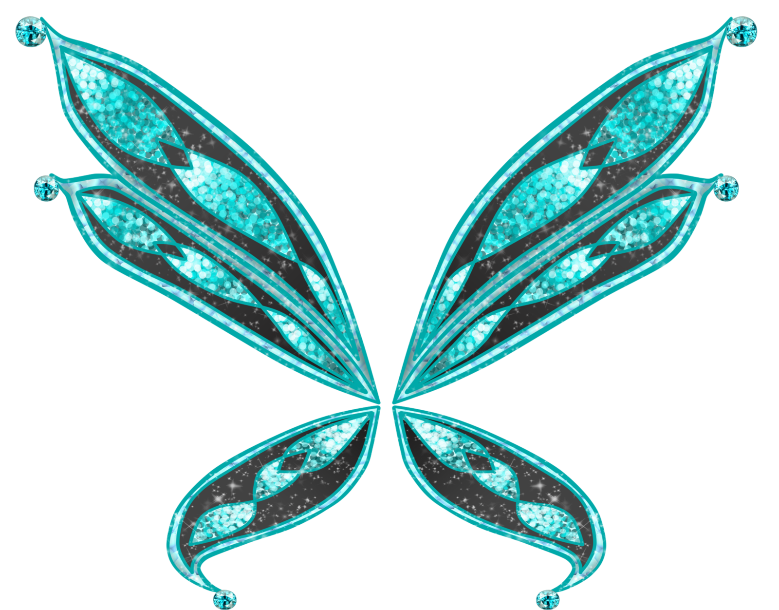 Tinkerbell wings png. Stella wing fairy animation
