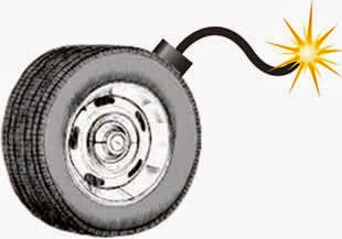 Tire clipart tire blowout. Home grown hearts academy