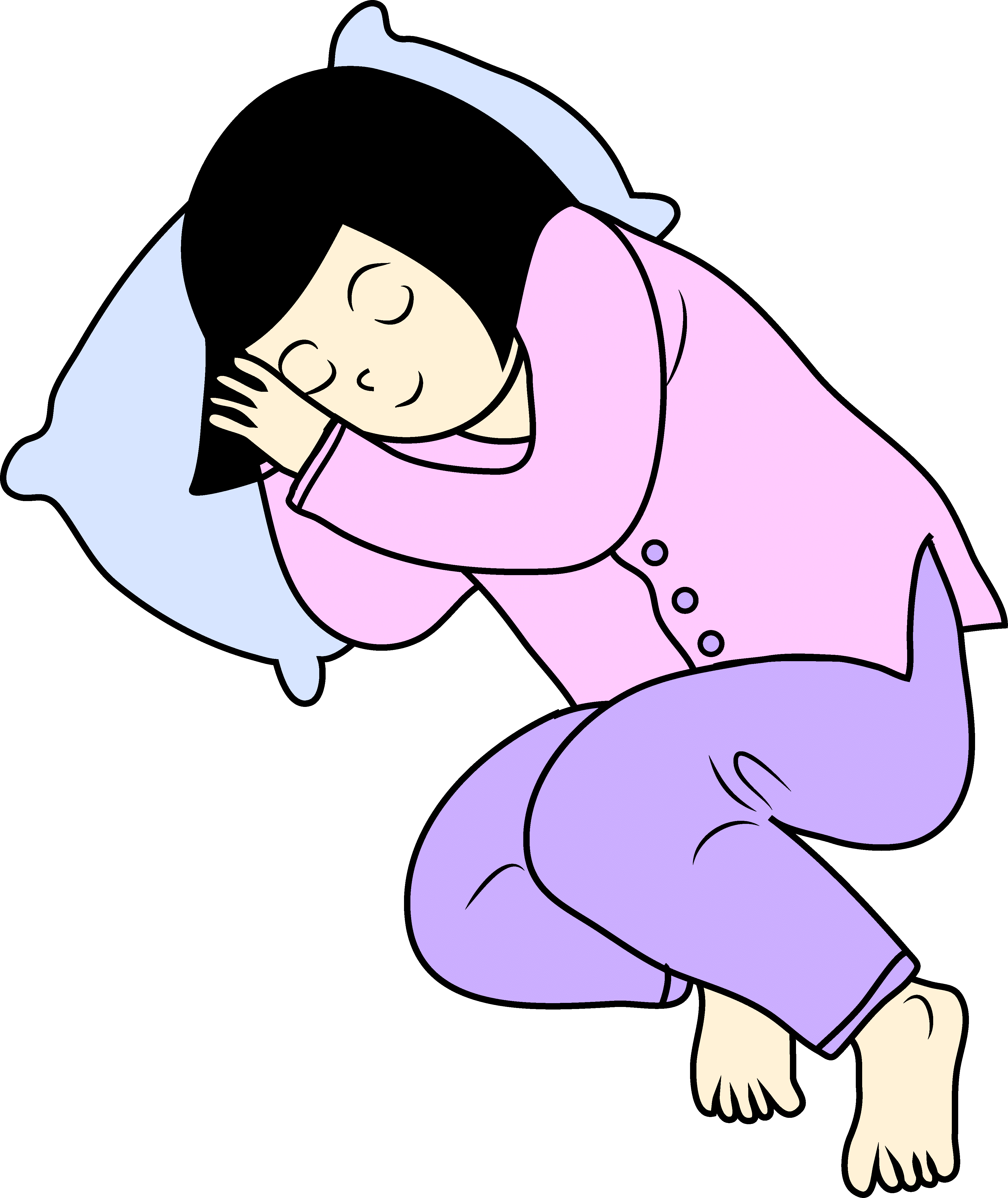 Sleepy drawing couple. Clipart clip art library