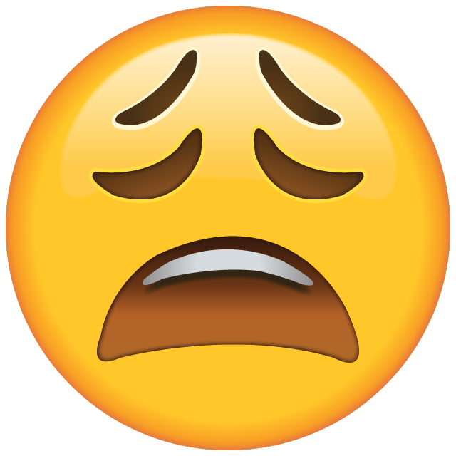 Tired emoji png. Download face island ai