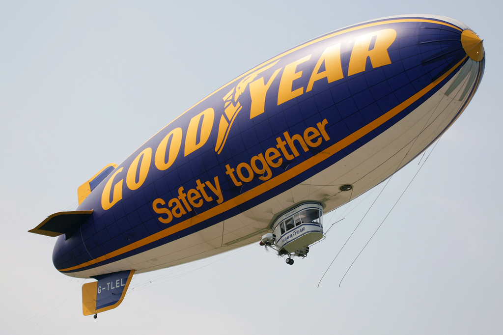 Tires clipart goodyear blimp. Report by uk airshow