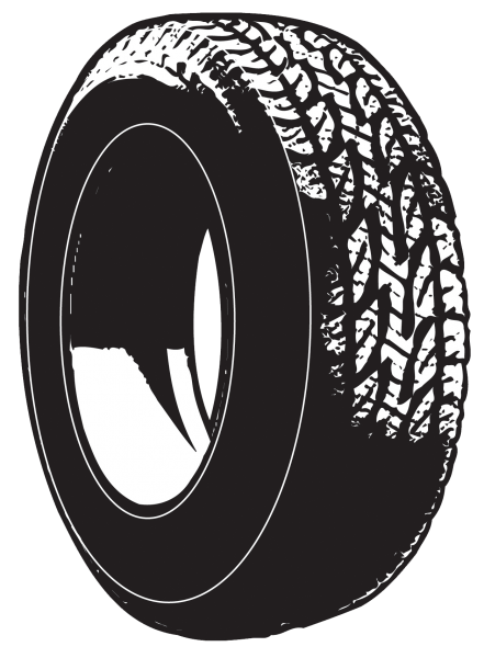 Tires clipart png. Nice clip art