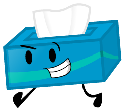 Tissue box png. Image idle by animationcreated