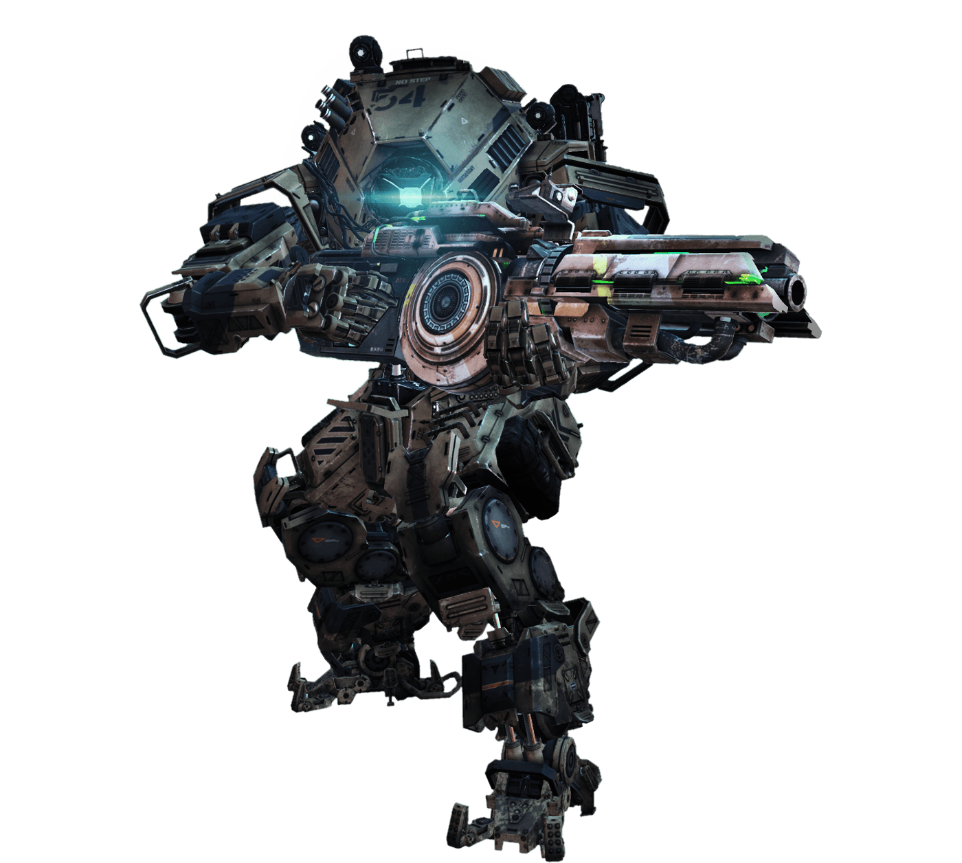 Titanfall 2 pilot png. Images of the new