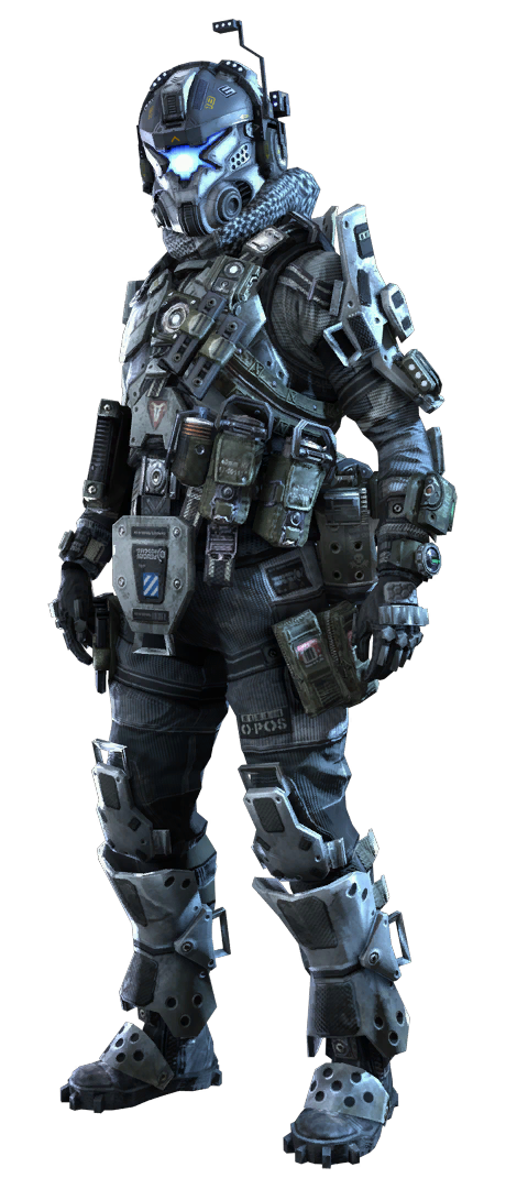 Titanfall 2 pilot png. Pinterest possessing superior skills
