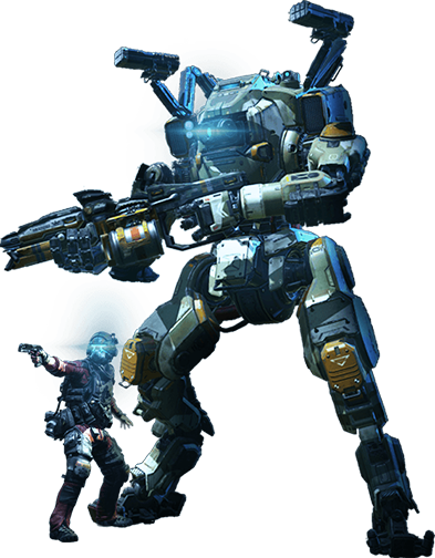 Titanfall 2 pilot png. Ps games playstation your