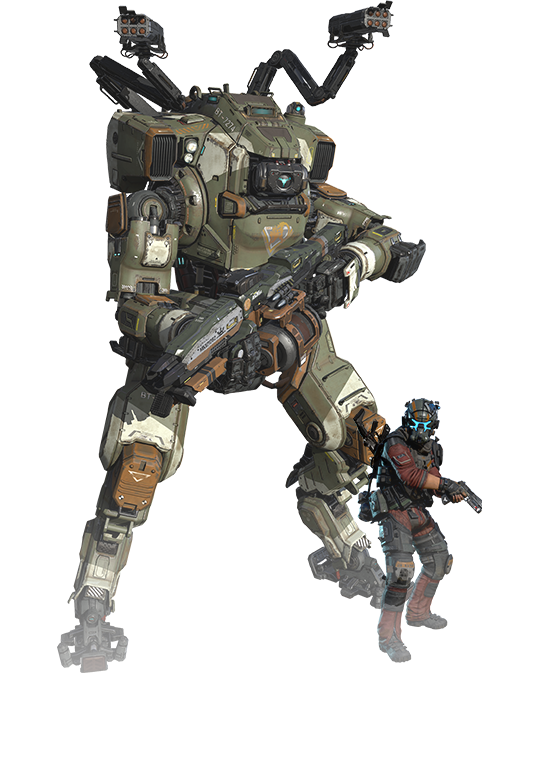 Titanfall 2 png. Images in collection page