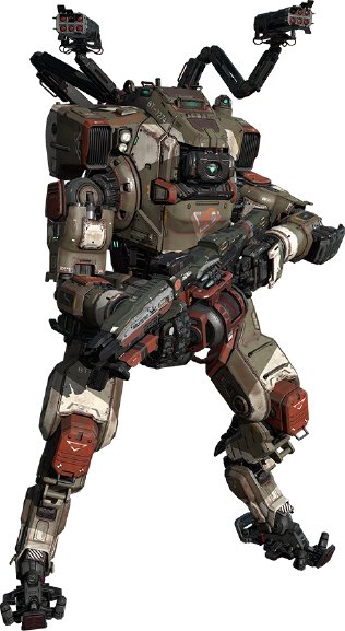 Titanfall 2 png. Bt official wiki bio