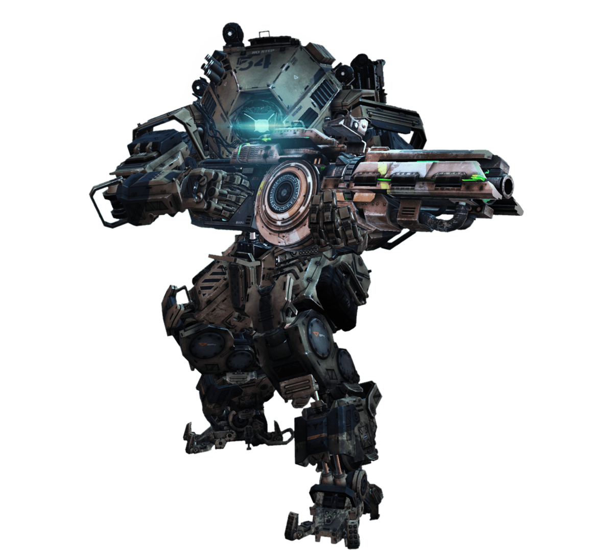 Titanfall 2 png. Ion official wiki