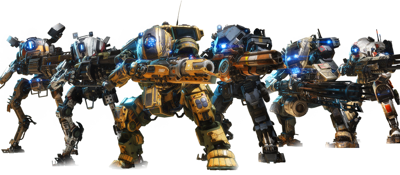 Titanfall 2 png. Image all titans wiki