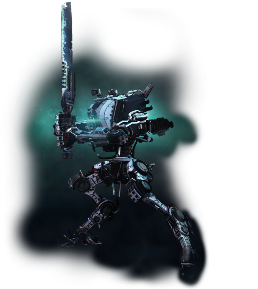 Titanfall 2 ronin png. By jacktheamazingkid on deviantart
