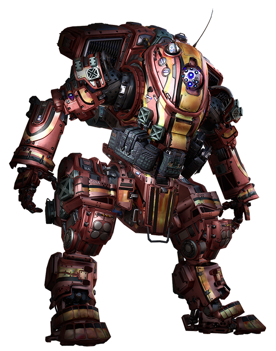 Titanfall 2 ronin png. In game promotional item