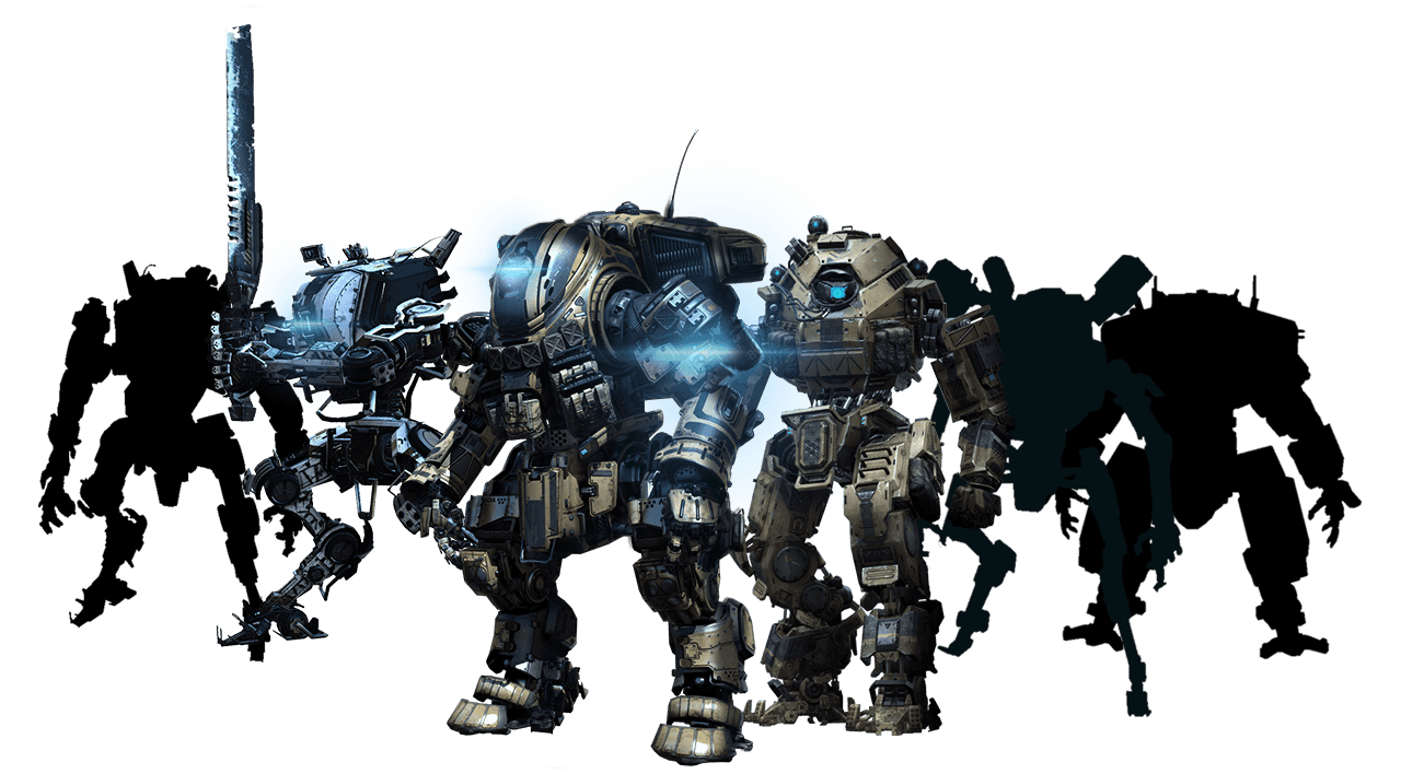 Titanfall 2 ronin png. All titans we have