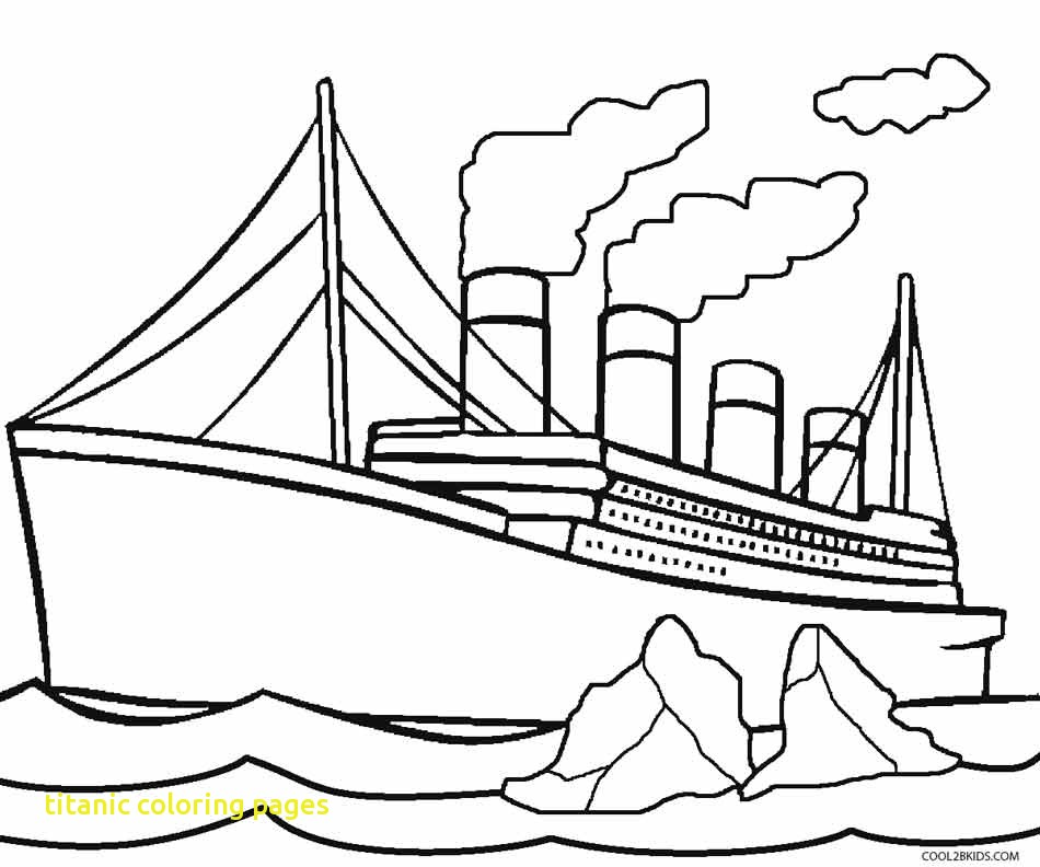 Titanic clipart color. Coloring pages wkwedding co