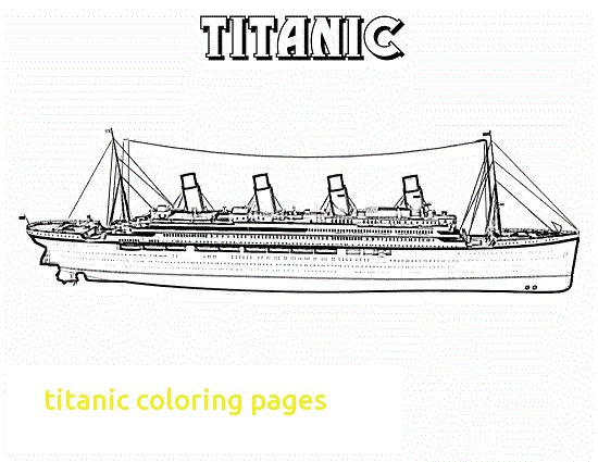 Titanic clipart printable. Coloring pages wkwedding co