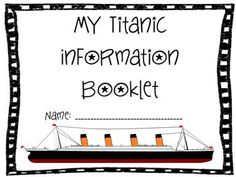 Titanic clipart time line. Freebie read all about