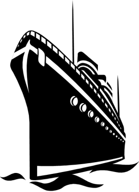 Titanic clipart titanic ship. What caused the sinking
