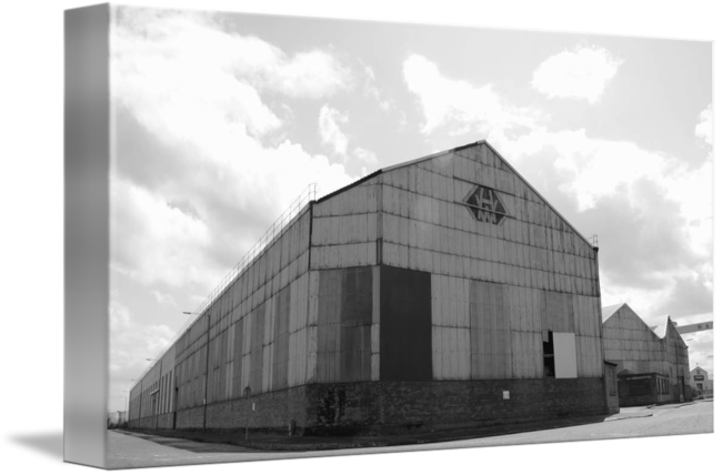 Titanic transparent. Harland wolf warehouse by