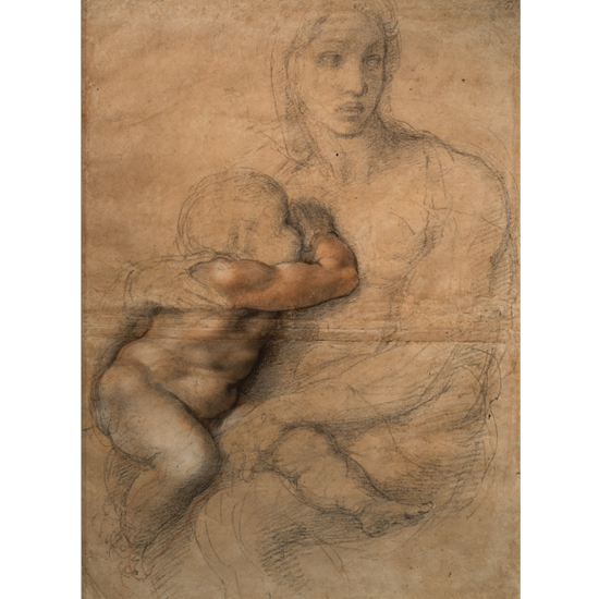 Titian drawing figure. Meetmary interactive preview of