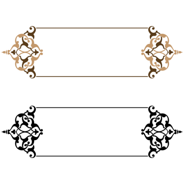 Title frame png. Vectors psd and clipart