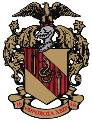 Tke crest png. Theta chi fraternity