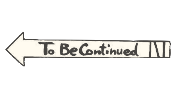Lttp jojo s bizzare. To be continued arrow png png royalty free