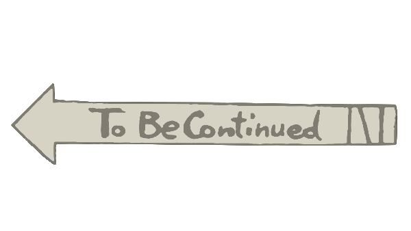 To be continued arrow png. Jjba by bahyyazidramadhan on