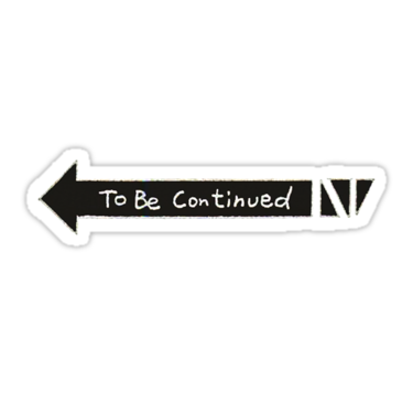 Memes images yes roundabout. To be continued meme png svg black and white