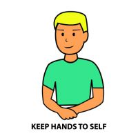To self clipart keep. Awesome hands and feet
