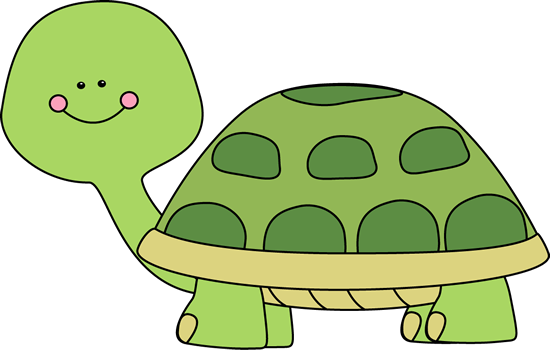 Turtle clipart. Cute free site singing