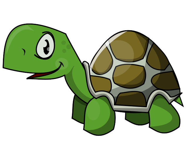 turtle clipart month