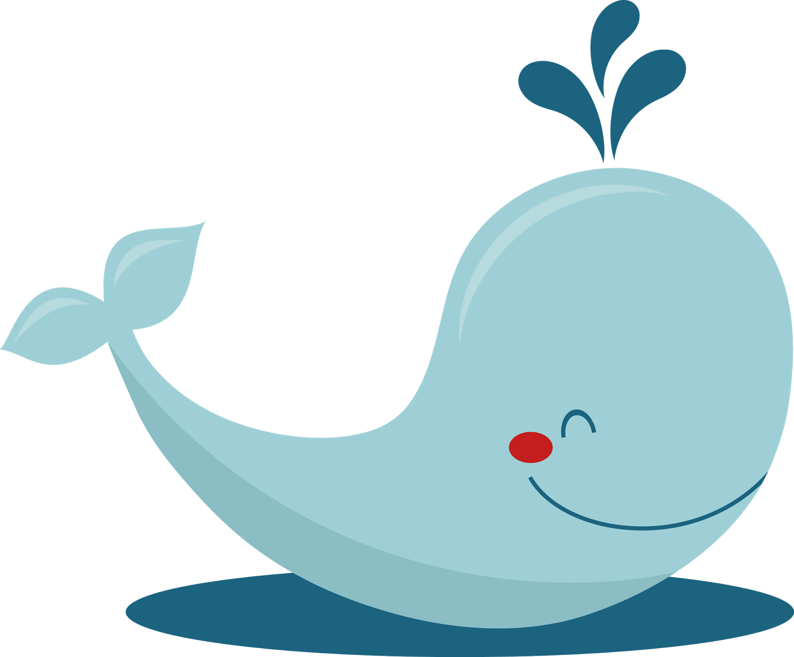 transparent whale svg