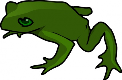 Toad clipart. Panda free images info