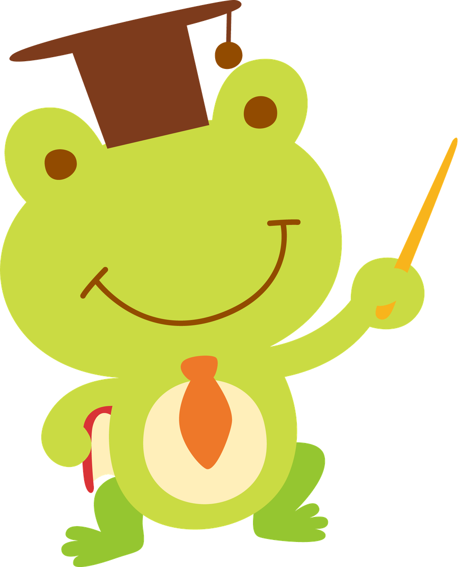 Toad clipart frog pond. Sapos minus animal clip