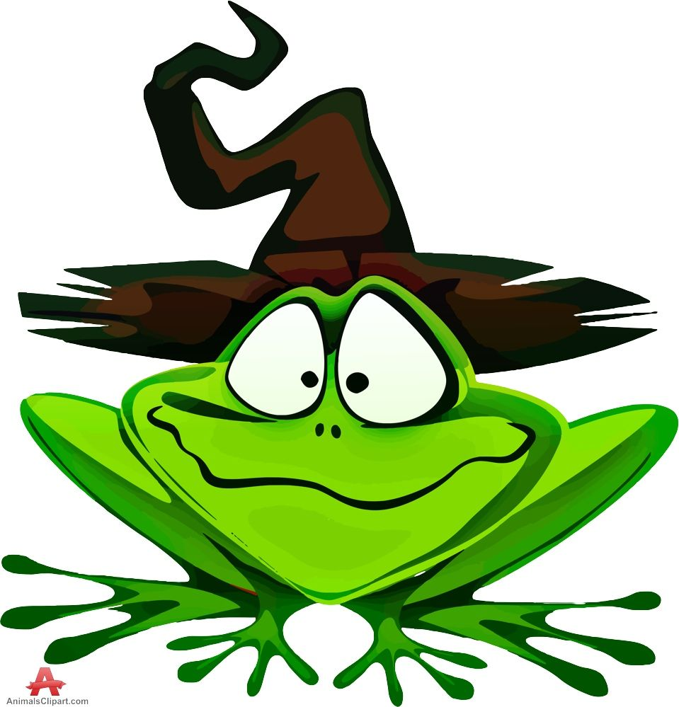 Toad clipart wizard. Frog with hat free
