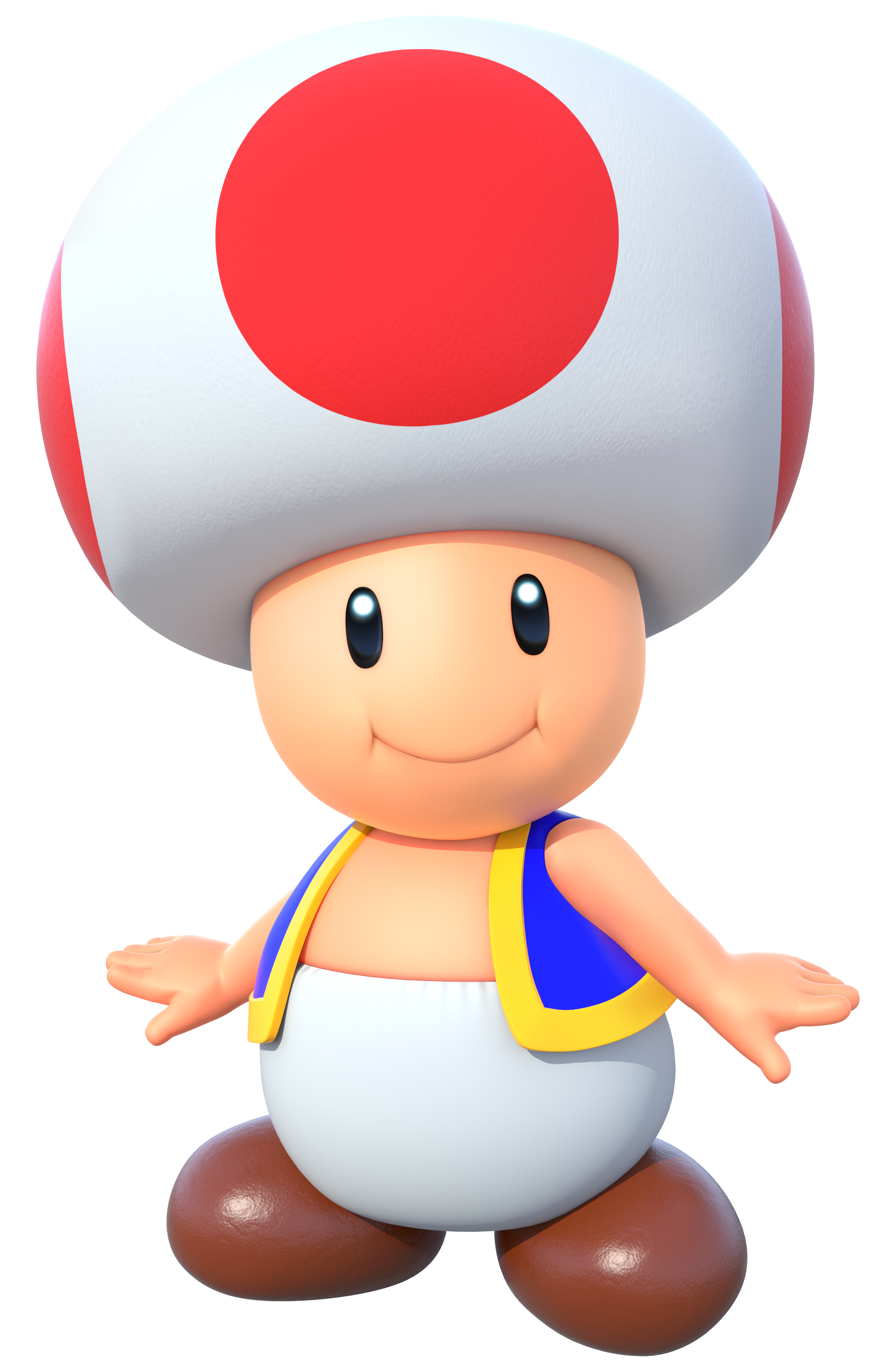 toad transparent smb