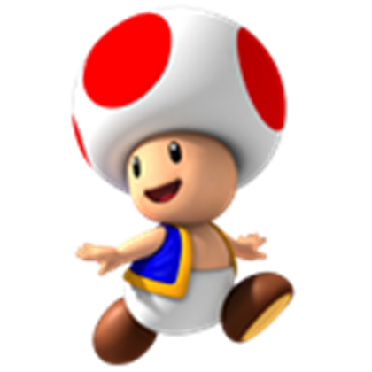 Toad transparent animated. Png roblox