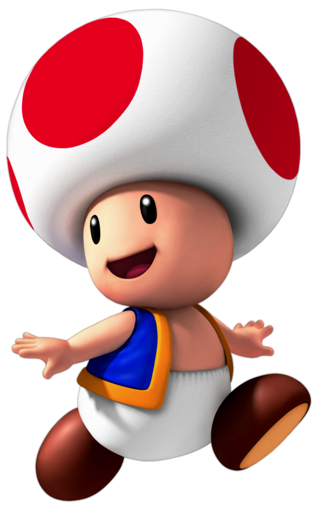 toad transparent sad