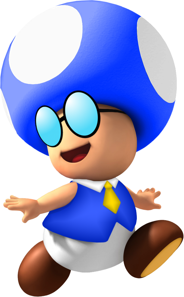 Toad transparent smb. Me xd id by
