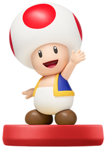 Toad transparent wiki. Amiibo fandom powered by