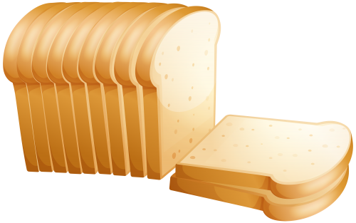 Bread clipart png. Toast clip art best