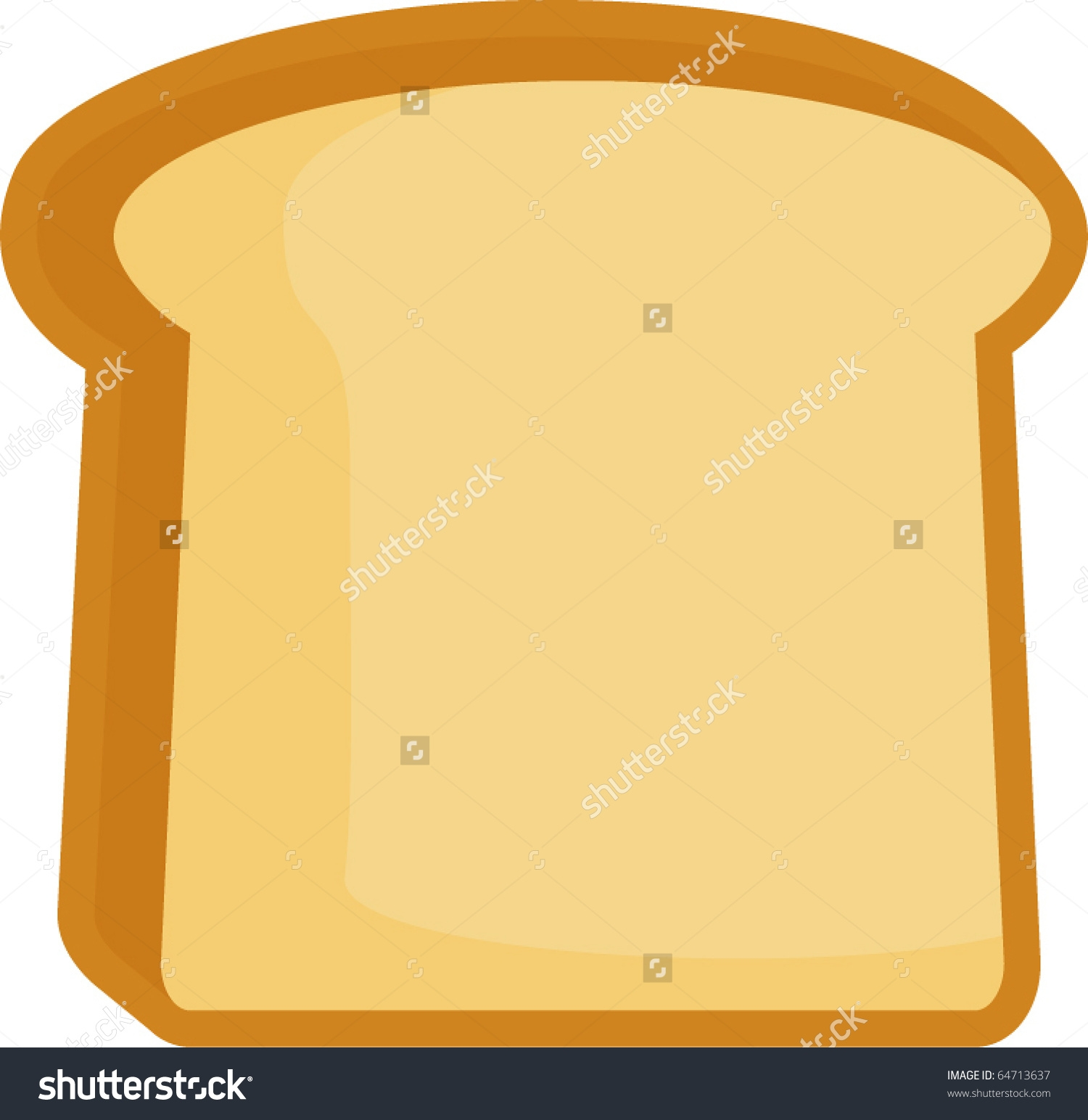 Toast clipart. Fresh collection digital coloring