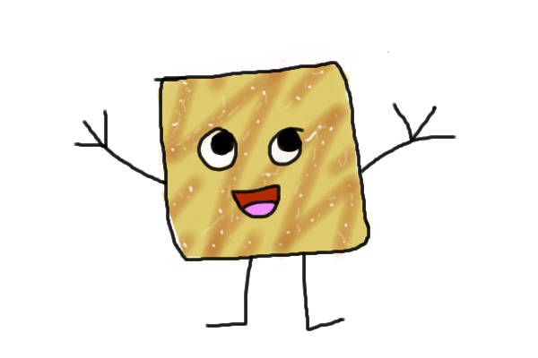 Toast clipart cinnamon toast. View topic crunch chicken