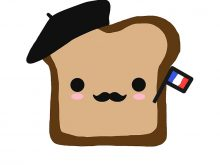 Toast clipart clip art. French breakfast sandwich png